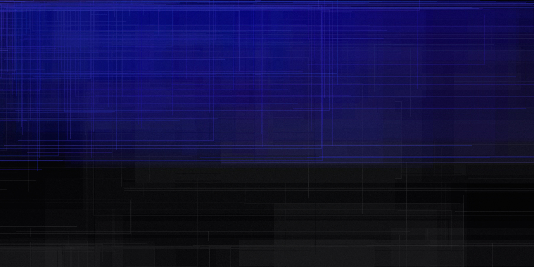 Polygraph, blau #008