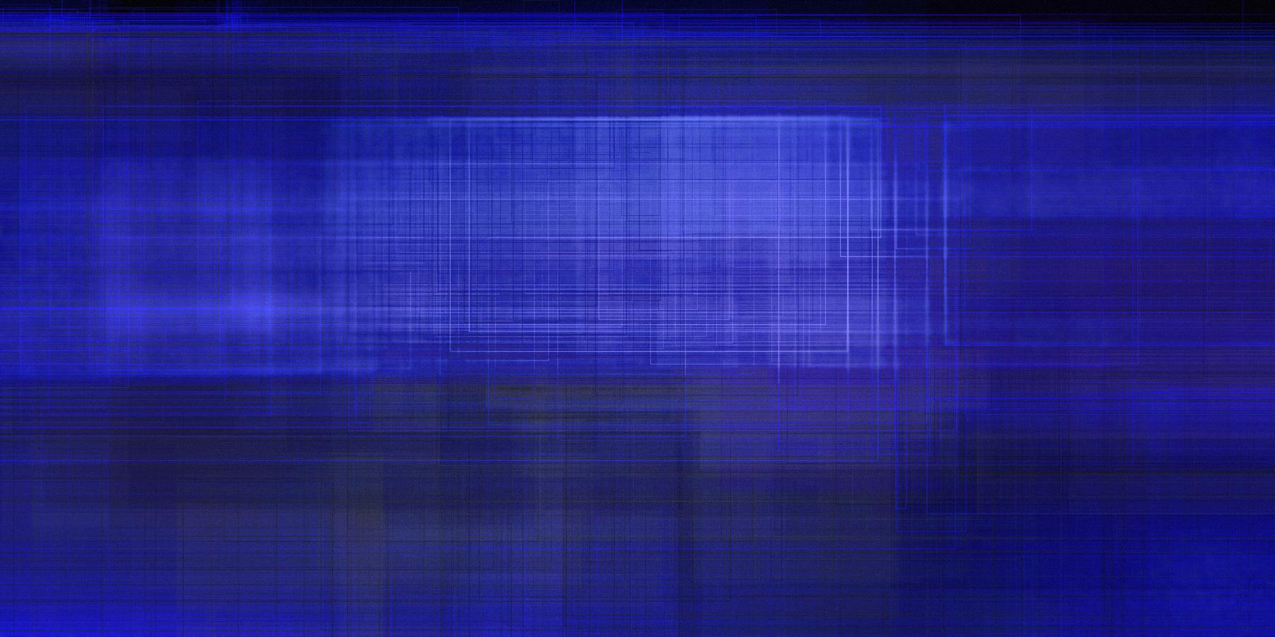 Polygraph, blau #10